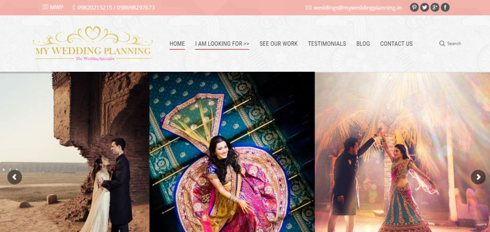 Indian Wedding Site